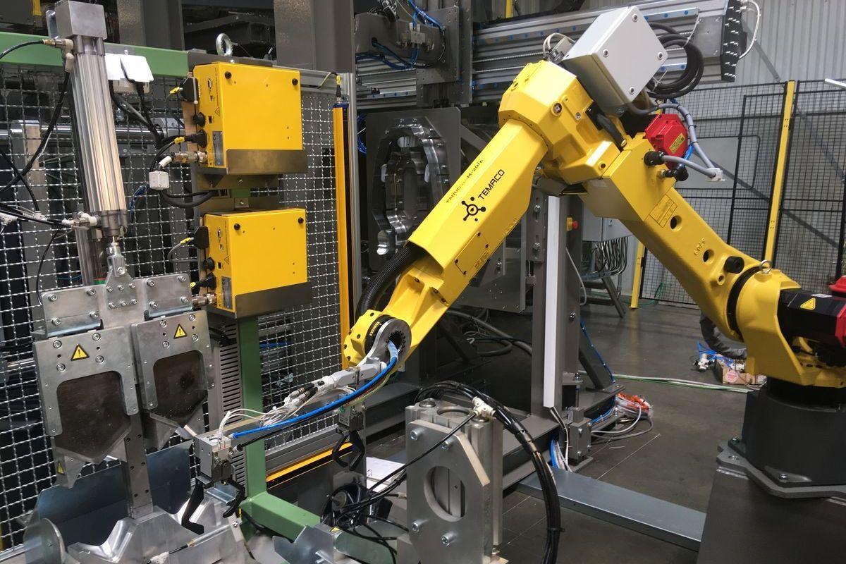 Robotizace výroby